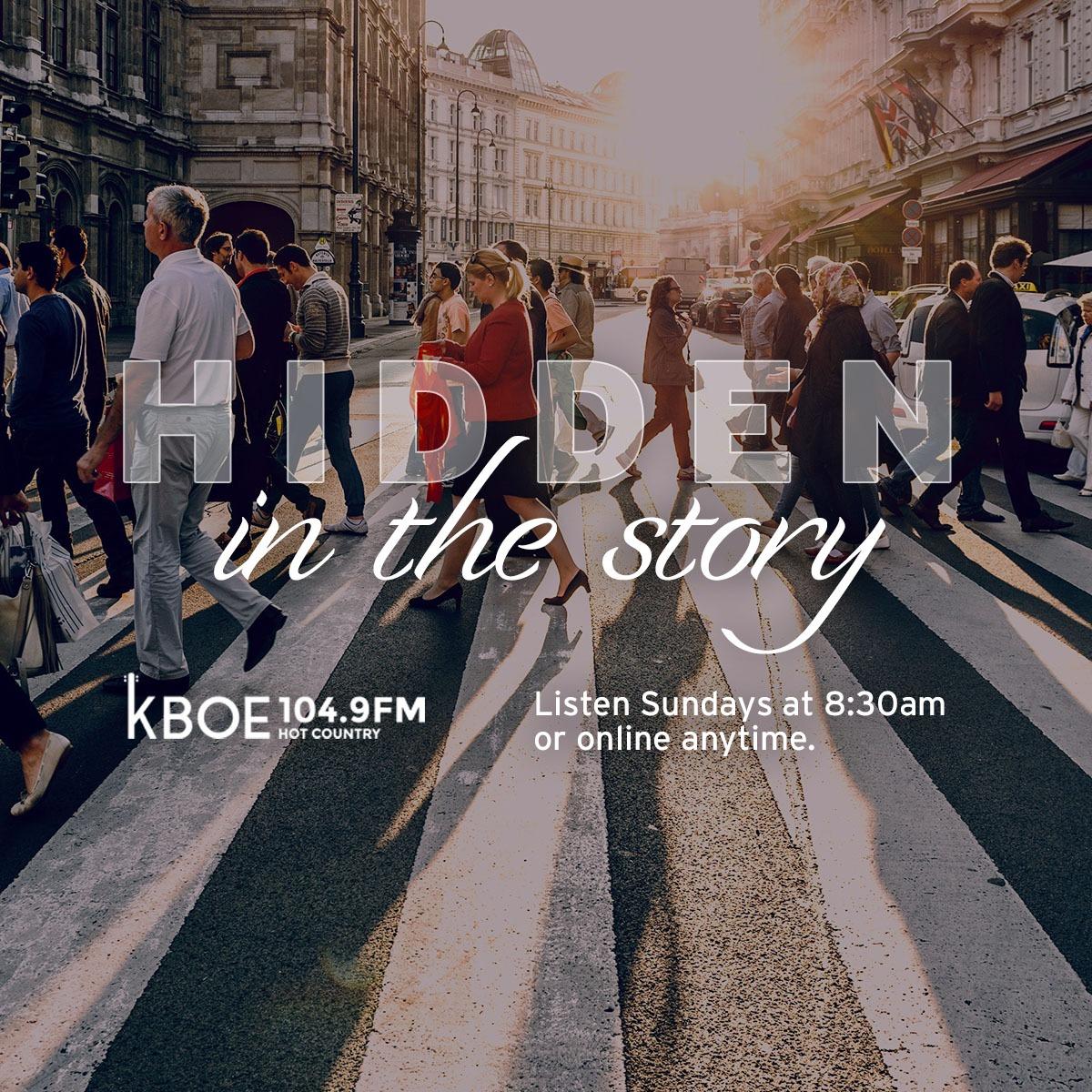 Hidden in the Story - KBOE