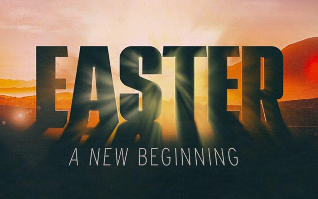April 12, 2020 – Easter Sunday