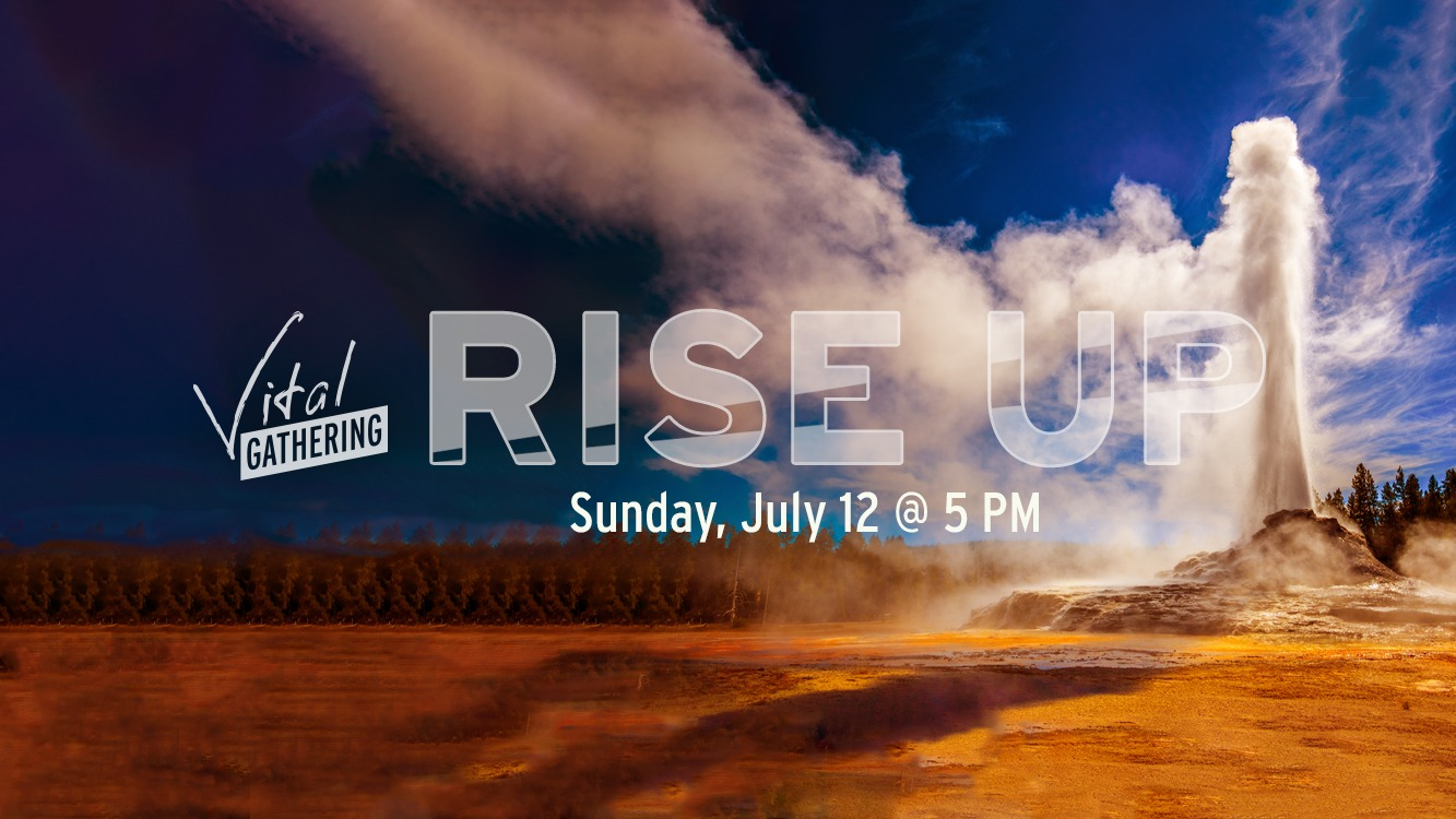 VITAL Gathering - RISE UP
