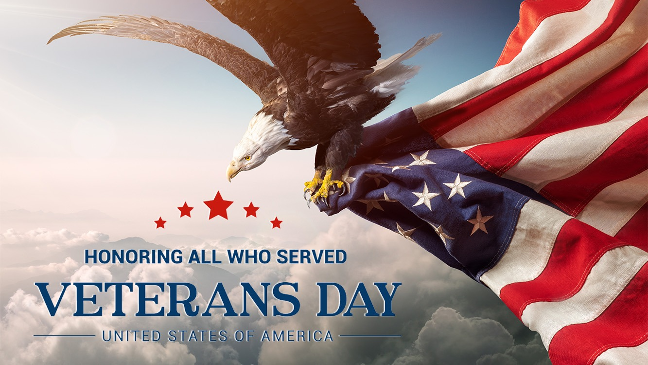 Honoring all that have served. Thank You!