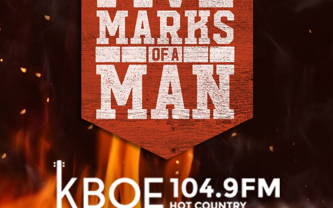 June 28, 2020 – Five Marks of a Man – Act Like Men