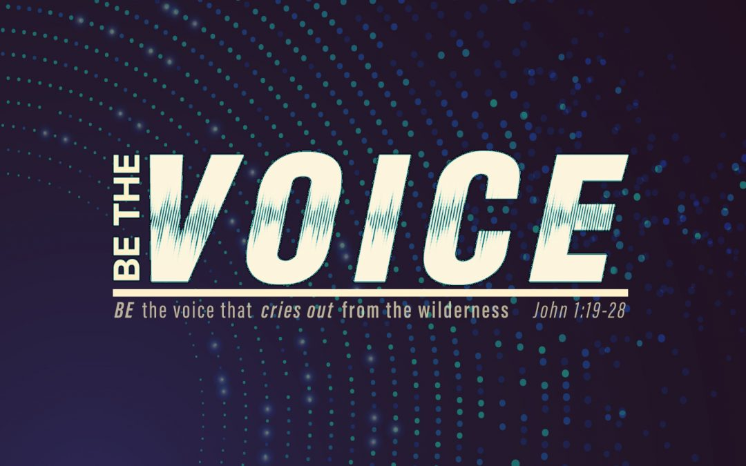 Called to Be The Voice