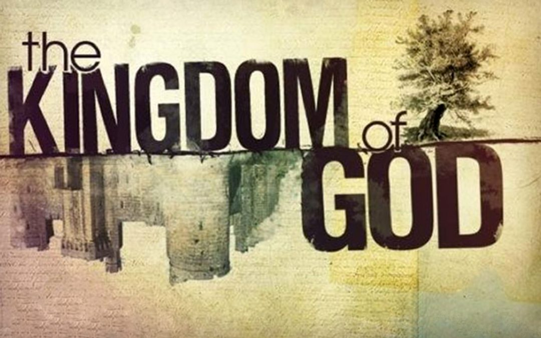 The Kingdom of Heaven and The Red Sea Moment